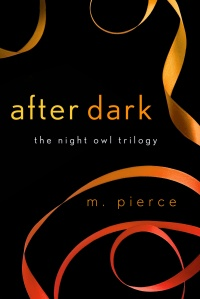 After Dark Paperback Cover