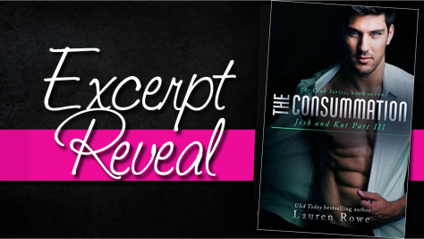 the consummation excerpt reveal